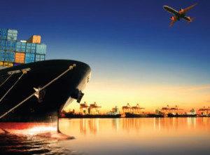 Zeevracht transport